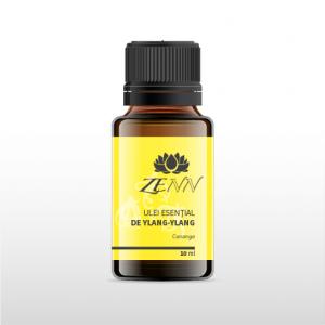 ulei esential de ylang-ylang pur și terapeutic earome zenn