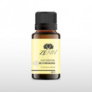 ulei esențial de coriandru 100% pur, natural si terapeutic