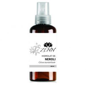 hidrolat de neroli, floare de portocal, apa florala, hidrosol