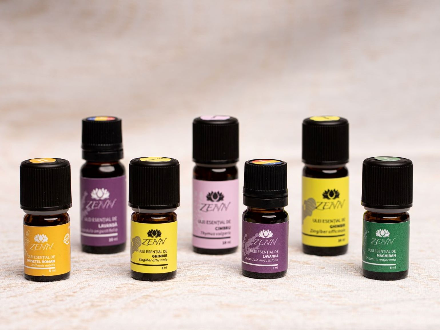 uleiuri esentiale pure, aromaterapie, earome, zenn