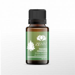 amestec uleiuri esentiale din cele mai frumoase conifere earome