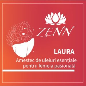 reteta amestec de uleiuri esentiale pentru femei pasionale - sinergia Laura zenn earome