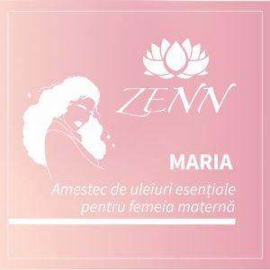earome zenn uleiuri esențiale pentru grija de sine și de ceilalți- Maria - femeia mama, materna