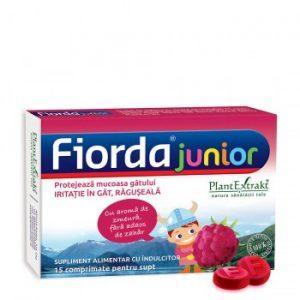 fiorda junior iritatie in gat tuse plantextrakt earome