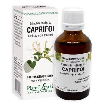 extract din mladite de caprifoi extract gemoterapic plantextrakt earome
