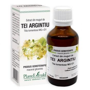 extract din muguri de tei argintiu extract gemoterapic earome plantextrakt